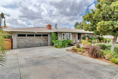 Redlands Single Family Home Active Under Contract: 610 Violet Street