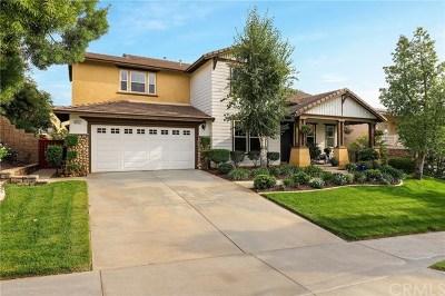 Yucaipa Single Family Home For Sale: 34557 Fawn Ridge Place