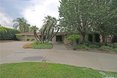 San Bernardino Single Family Home For Sale: 3669 Valencia Avenue
