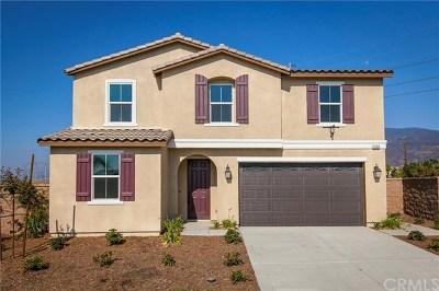 Fontana Single Family Home For Sale: 5508 Bertini Way