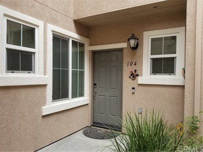 Lake Elsinore Condo/Townhouse For Sale: 15636 Vista Way #104