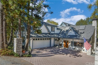 Lake Arrowhead Single Family Home For Sale: 995 Tirol Lane