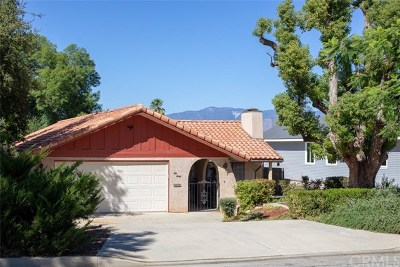 Redlands CA Single Family Home For Sale: $588,000