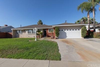 Anaheim Single Family Home For Sale: 2209 E Sycamore Street