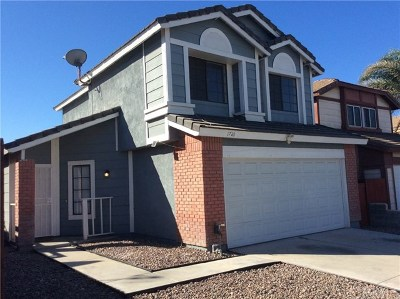 Colton Single Family Home For Sale: 1710 W Westwind Street