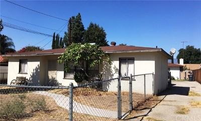 Loma Linda Multi Family Home For Sale: 25620 Lane Street