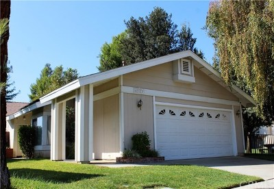 Yucaipa Single Family Home For Sale: 13572 Chaparral Trail