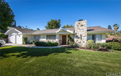 Loma Linda Single Family Home Active Under Contract: 11444 Campus Street