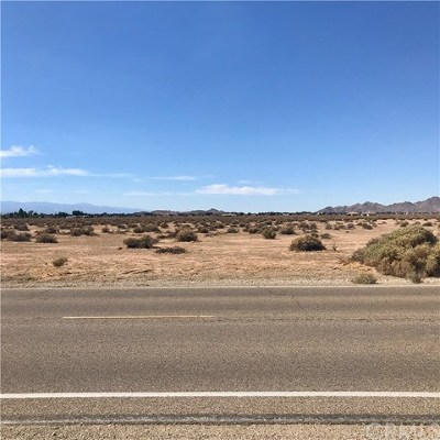 Apple Valley Residential Lots & Land For Sale: Joshua Drive