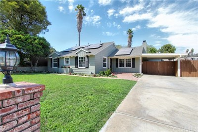 Riverside CA Single Family Home For Sale: $589,900