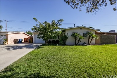 Riverside CA Single Family Home For Sale: $319,000