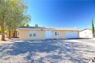 Hesperia Single Family Home For Sale: 9850 Cottonwood Avenue