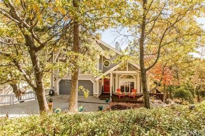 Lake Arrowhead Single Family Home For Sale: 28133 Arbon Lane