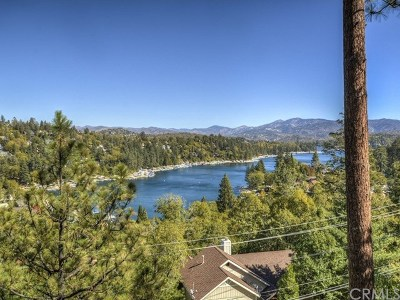 Lake Arrowhead Single Family Home For Sale: 27506 North Bay Road