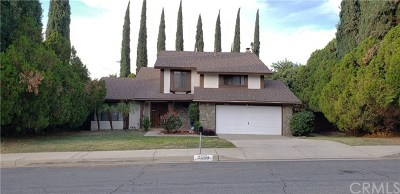 Loma Linda Single Family Home For Sale: 25474 Mandarin