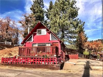Arrowbear Single Family Home For Sale: 32876 Cougar Ln, Aka Truman Lane