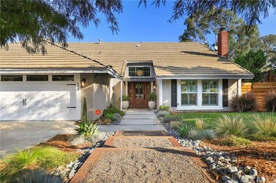 Redlands Single Family Home For Sale: 637 Golden West Drive