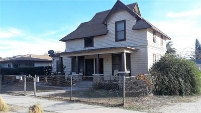 Colton Multi Family Home For Sale: 608 E G Street