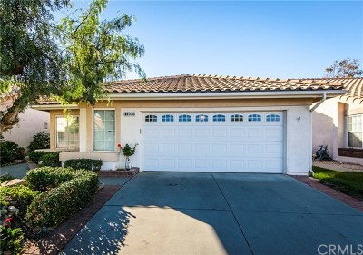 Banning CA Single Family Home For Sale: $349,900