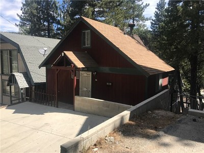 Arrowbear Single Family Home For Sale: 2455 Independence Drive