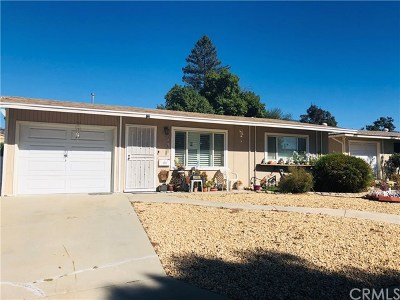 Yucaipa Single Family Home Active Under Contract: 34464 Arbor Way