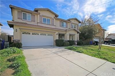 Fontana Single Family Home For Sale: 9371 Thyme Way