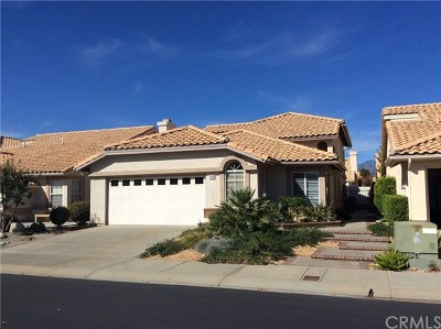 Banning CA Single Family Home For Sale: $320,000
