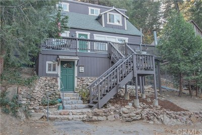 Twin Peaks Single Family Home For Sale: 25627 Mid Lane
