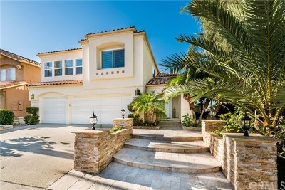 Laguna Niguel Single Family Home For Sale: 1 Bernay