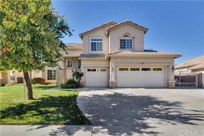 Yucaipa Single Family Home For Sale: 13494 Mesa Crest Drive