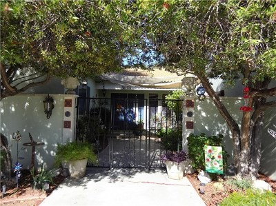 Banning CA Single Family Home For Sale: $329,900