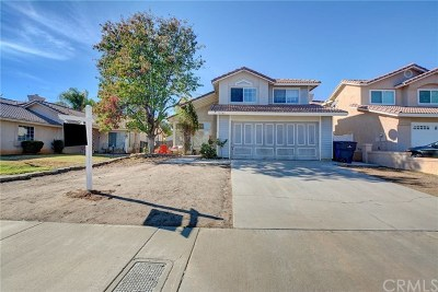 Riverside Single Family Home For Sale: 19747 Westerly Drive