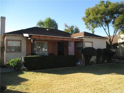 San Bernardino CA Single Family Home For Sale: $249,000