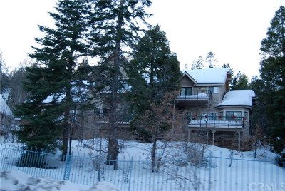 Lake Arrowhead Single Family Home For Sale: 27400 Sugarpine Drive