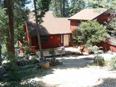 Crestline Single Family Home For Sale: 24812 Lake Gregory Drive