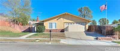 Highland Single Family Home For Sale: 6565 La Praix Street