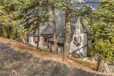 Lake Arrowhead Single Family Home For Sale: 191 Grass Valley Road