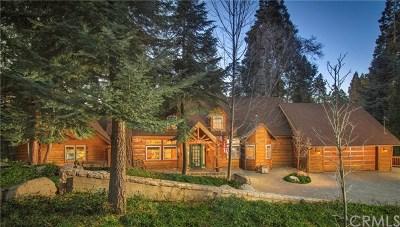 Lake Arrowhead Single Family Home For Sale: 636 Crest Estates Court