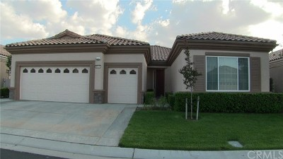 Banning Single Family Home For Sale: 6214 Sawgrass Drive