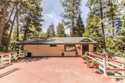 Crestline Single Family Home For Sale: 865 Nesthorn Drive