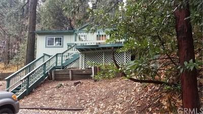 Crestline Single Family Home For Sale: 23995 Scenic Drive