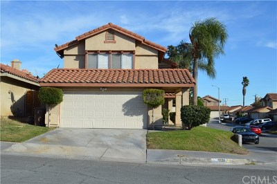 Colton Single Family Home For Sale: 1030 Bautista Lane