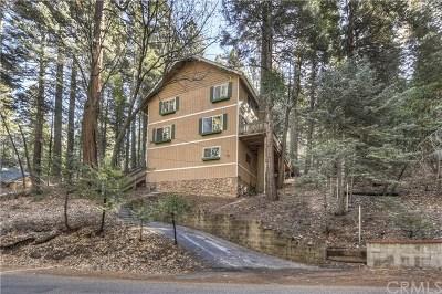 Lake Arrowhead Single Family Home For Sale: 27875 Rainbow Drive