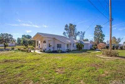 Yucaipa Single Family Home For Sale: 12730 8th Street