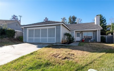 Corona Single Family Home For Sale: 13167 Bandera Drive