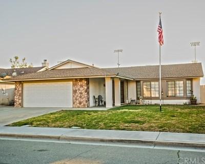 San Jacinto Single Family Home For Sale: 460 Westminister Drive
