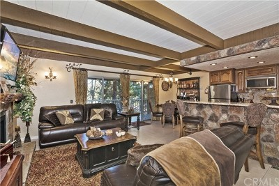 Lake Arrowhead Condo/Townhouse For Sale: 318 Canyon Crest Lane