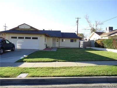 Riverside Single Family Home For Sale: 3385 Inverness Street