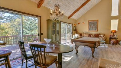 Lake Arrowhead Single Family Home For Sale: 26378 Thunderbird Drive