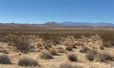 Barstow CA Residential Lots & Land For Sale: $49,900